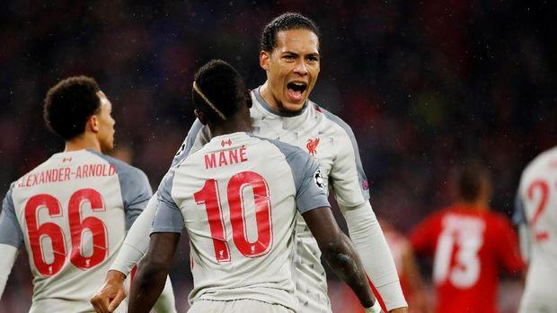 Beruntungnya Liverpool Punya Sadio Mane