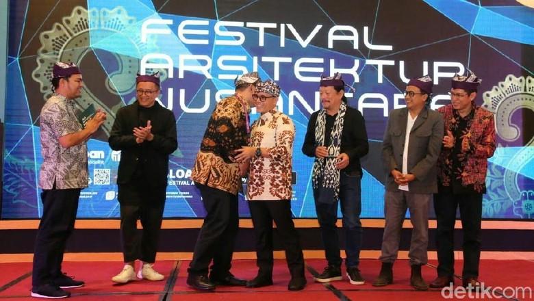 Saat Arsitek Kondang Kumpul di Festival Arsitektur Nusantara di Banyuwangi