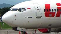 Potret Boeing 737 MAX 8 yang Dikandangkan di Sulsel