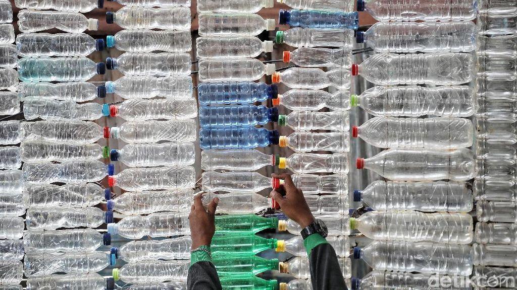 Botol Minuman Plastik Dalam Mobil Bisa Picu Kebakaran