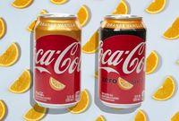 Pertama Kali Dibuat di Dunia, Coke Rasa Jeruk dan Vanila!