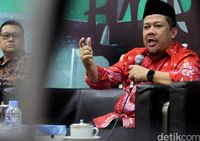 Sindiran Keras Fahri Hamzah: Pimpinan MPR Cuma Seperti Penerima Tamu!
