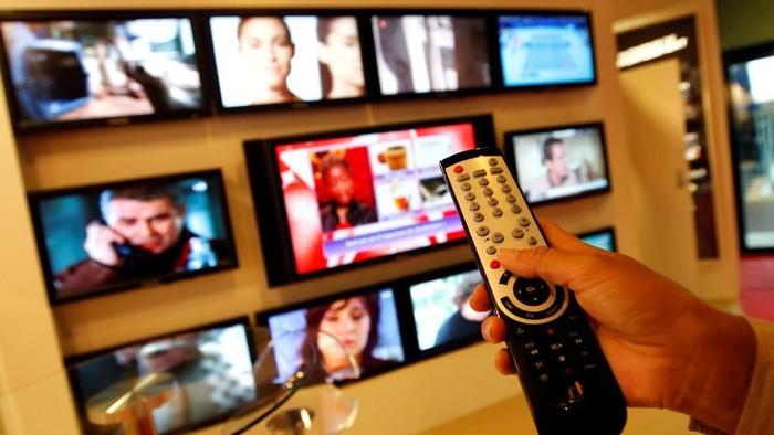 Iklan bisa segera merambah ke smart TV. (Foto: REUTERS/Eric Gaillard)
