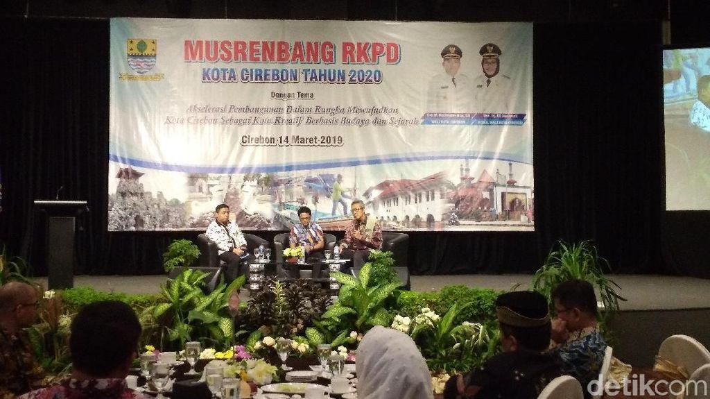 Tahun 2020, Cirebon Siap Jadi Kota Wisata Budaya dan Sejarah
