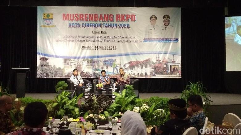 Suasana Musrenbang (Sudirman/detikTravel)