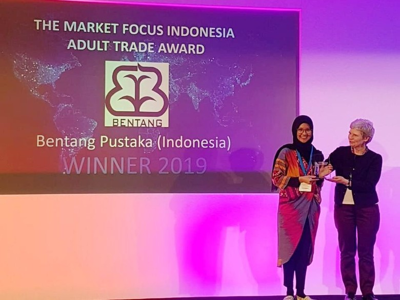 Salut! 2 Penerbit Indonesia Raih Penghargaan di London Book Fair 2019