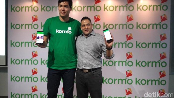 Acara peluncuran Kormo di Indonesia. (Foto: detikINET/Josina)