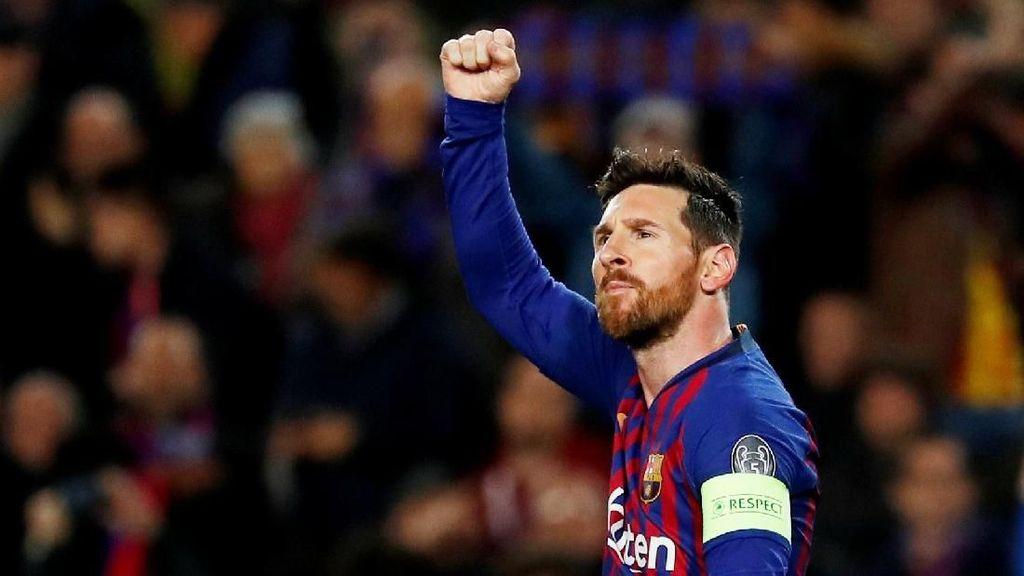 Paus Fransiskus: Lionel Messi Bagus, tapi Dia Bukan Tuhan