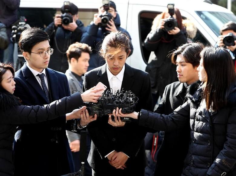 Jung Joon Young Dikabarkan Berutang Rp 3 M pada Manajemen