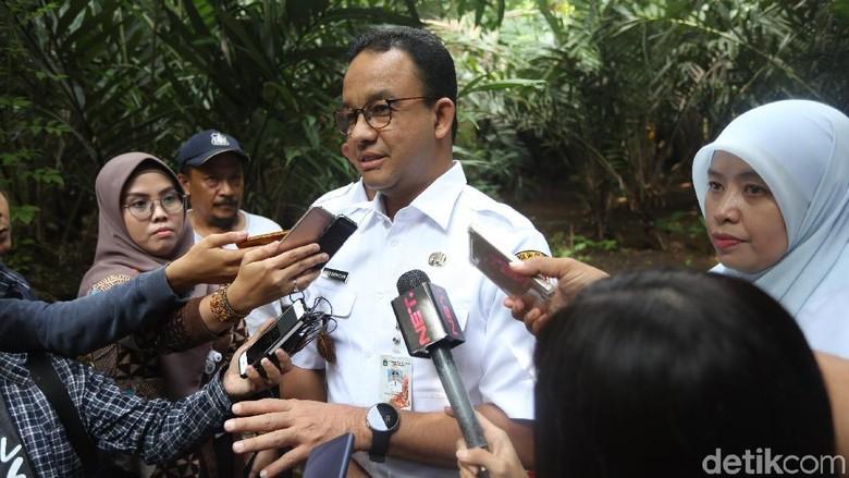 Anies Pastikan Jakarta Bersih dari Atribut Kampanye di Masa Tenang Pemilu