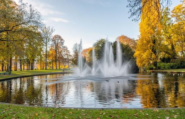 Valkenberg, taman cantik di Breda (iStock)