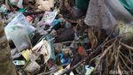 Pantai Ujung Kulon Seolah Berubah Jadi Ujung Sampah