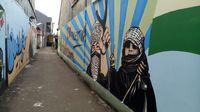 Heroik, Cara Warga 'Palestina' di Cinere Bela Perjuangan Gaza