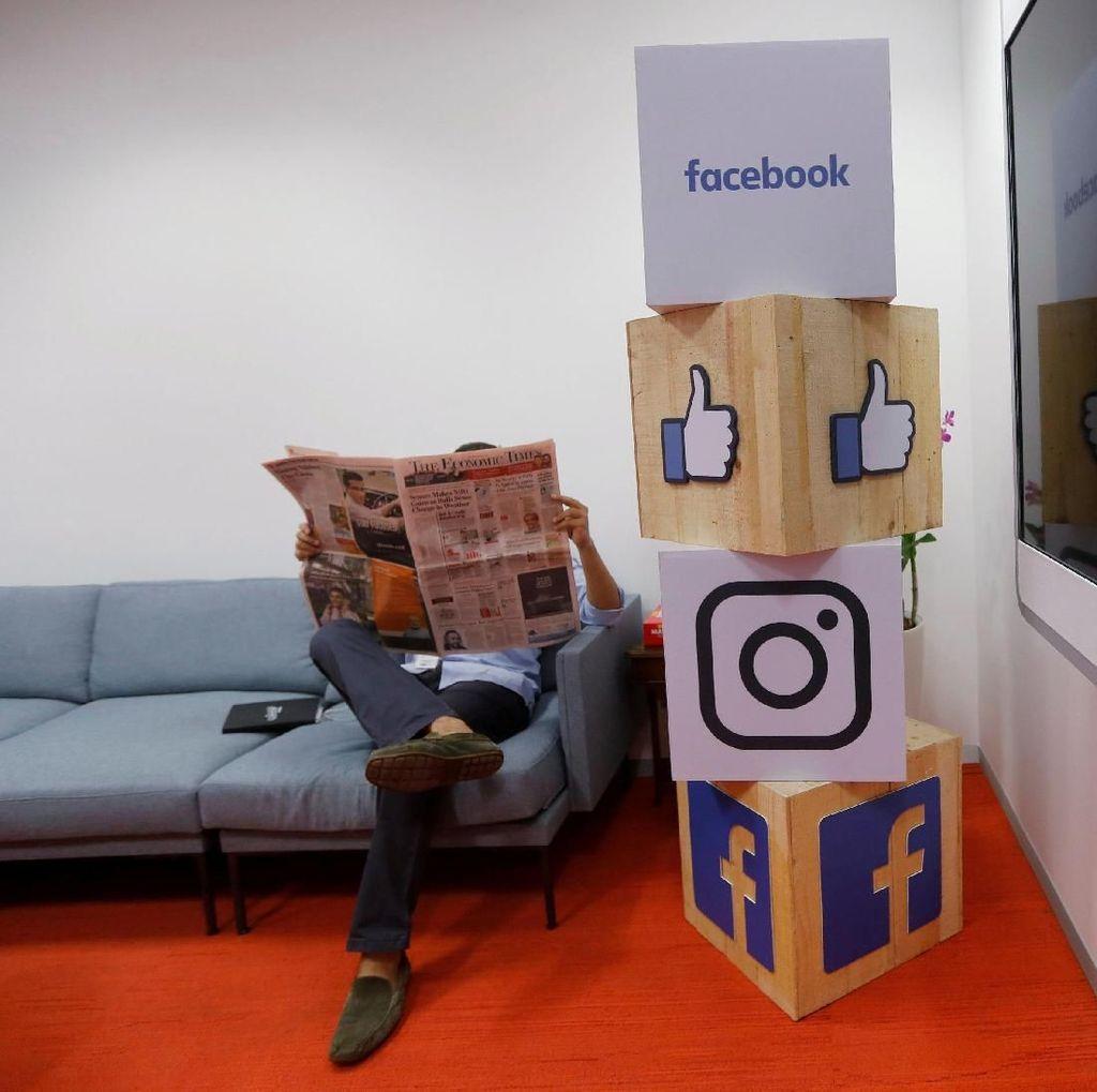 Petinggi Facebook Sindir Produk Apple Mahal dan Eksklusif