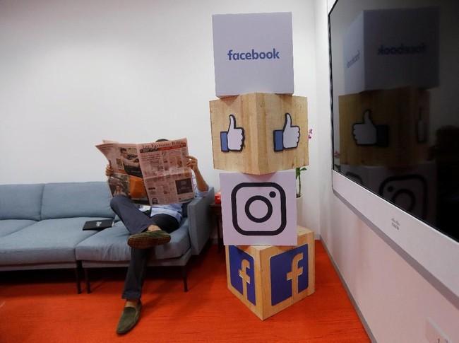 Ikuti Instagram, Facebook Berniat Sembunyikan Like