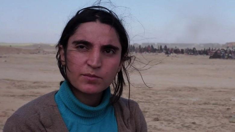 Kisah Budak Seks yang Keluar dari Desa ISIS Terakhir di Suriah