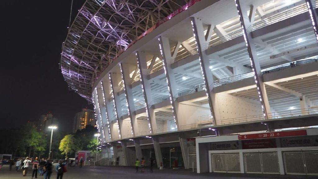 Kemenpora Semprot Pengelola GBK Soal Balapan di Area Stadion