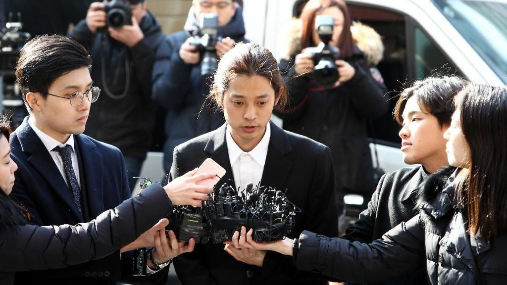 Polisi Segera Pindahkan Jung Joon Young ke Pusat Penahanan