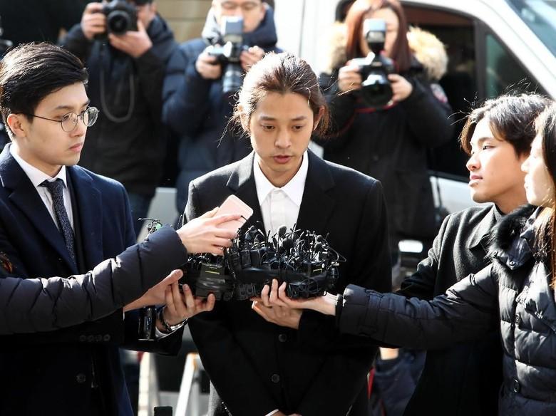 Rumah Jung Joon Young Digeledah Terkait Kasus Video Porno dan Prostitusi