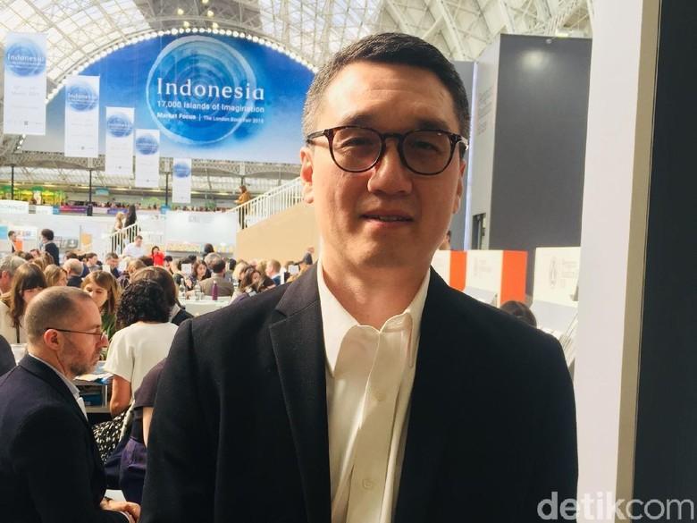 Teaser Satria Dewa: Gatotkaca Diputar, Dapat Tepuk Tangan Pengunjung LBF 2019