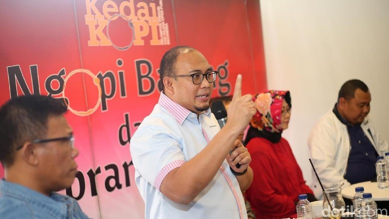 Pro-Jokowi Tertawa Saat Prabowo Bicara Pertahanan, BPN: Memang Miris Ya