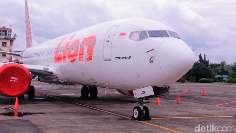 Terbang dari India, Pesawat Boeing 737 MAX 8 Ditahan di Sulsel