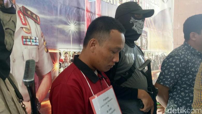 Pria Palembang Ini Ditangkap Saat Bawa Sabu  Kg Malah Ngaku Antar  Kg