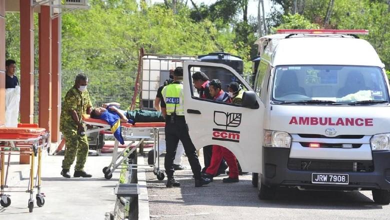 111 Sekolah di Malaysia Diliburkan Akibat Keracunan Limbah Kimia