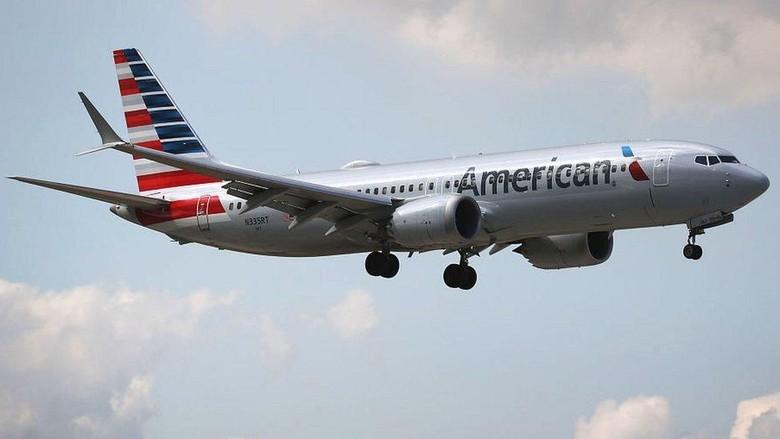 Boeing larang terbang seluruh armada pesawat 737 Max