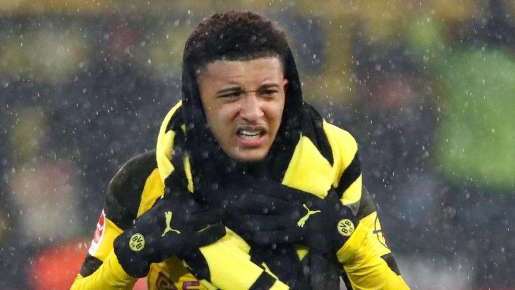 MU Disebut Tertarik Sancho, Dortmund: Kabar yang Tak Relevan
