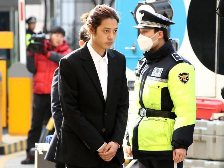 7 Perempuan Tuntut Jung Joon Young atas Kasus Pelecehan Seksual