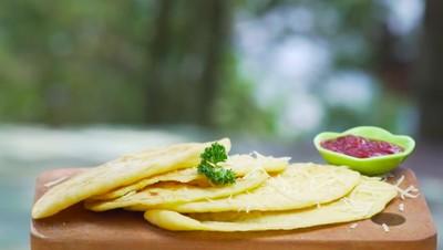 Resep Cheese Pan Bread, Camilan Mudah Dibuat untuk Teman Ngopi
