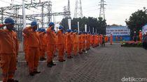 PLN Terjunkan 502 Personel Amankan Pasokan Listrik Jelang Pemilu 2019