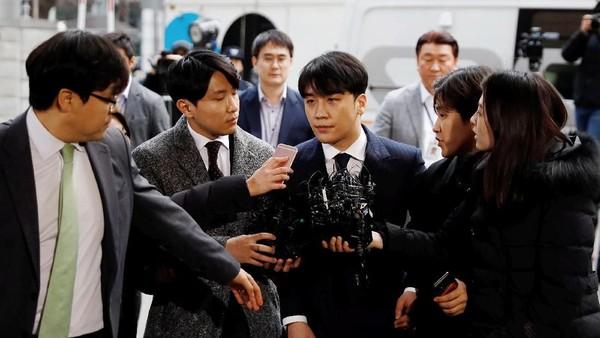 Aktris Go Jun Hee Kembali Bantah Dugaan Keterlibatan Kontroversi Seungri
