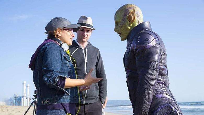 Penuh Rahasia! Sutradara Captain Marvel Tak Diberitahu Banyak soal Avengers