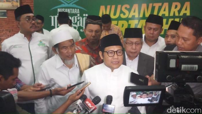 Foto: Muhaimin Iskandar  (Farih Maulana Sidik/detikcom)