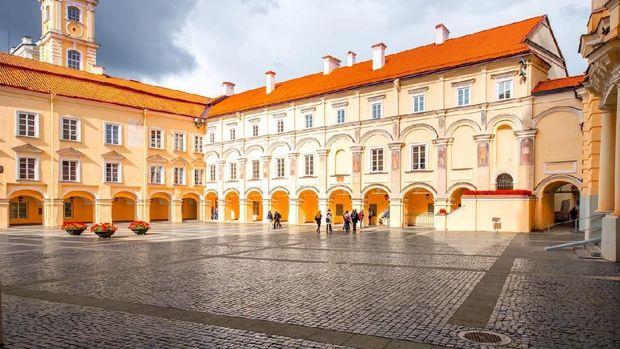 Vilnius, Kota Tua yang SaratPeradaban