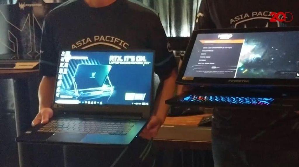 Padukan Performa dan Inovasi, Acer Rilis Laptop Gaming Konvertibel