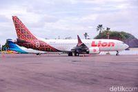 Terbang dari India, Pesawat Boeing 737 Max 8 'Ditahan' di Sulsel