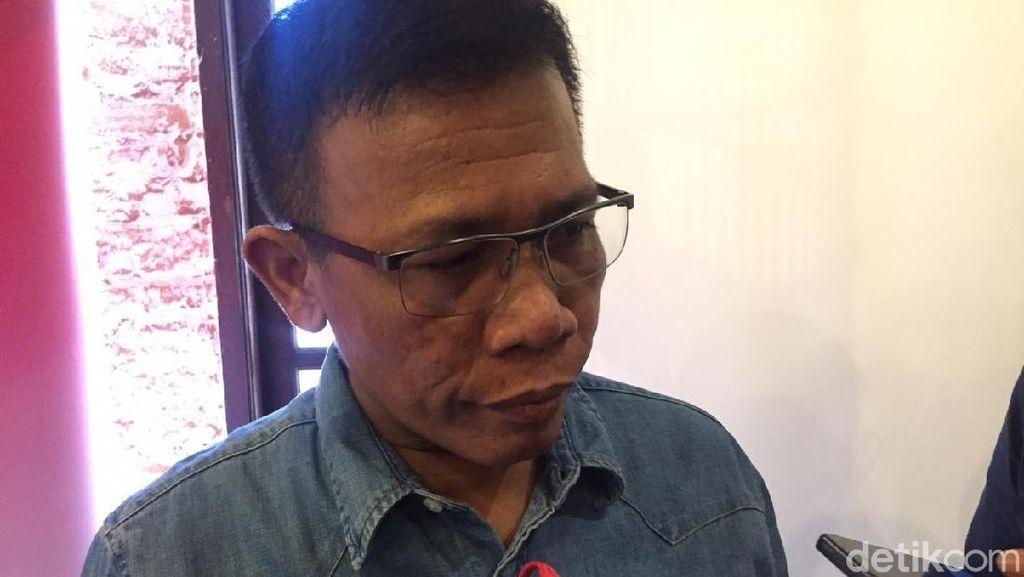 PSI Serang Partai Nasionalis, Masinton: Odong-odong Jangan Ngajarin Truk
