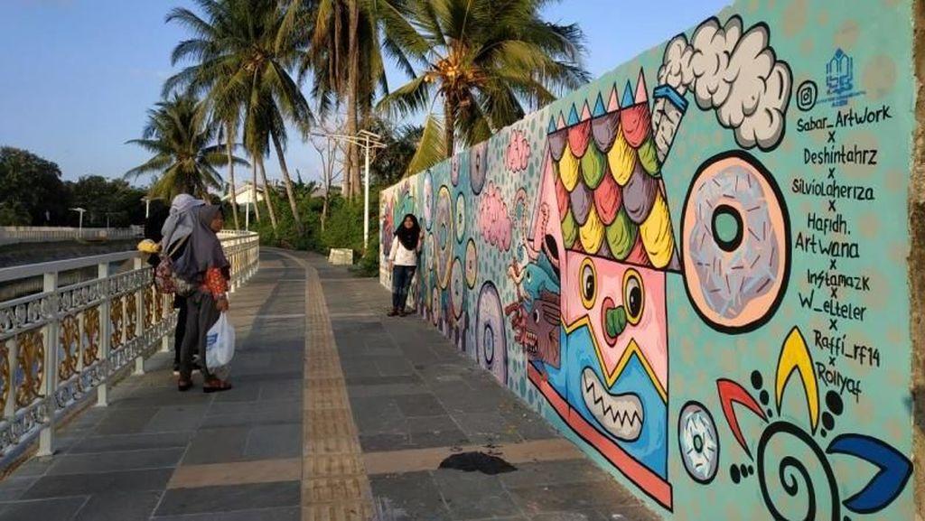 Foto: Mural Keren di Banda Aceh, Instagrammable Banget!