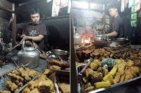 Penjual Makanan yang Disebut Mirip Syahrini Hingga Ahmad Dhani