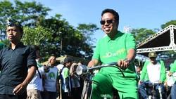 Ketua umum partai PPP Romahurmuziy dikabarkan ditangkap KPK. Ia dikenal sebagai sosok yang peduli kebugaran rajin olahraga.