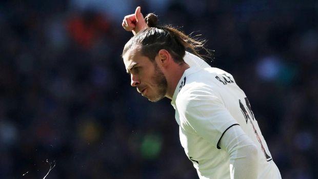 Gareth Bale sering bermasalah dengan kebugaran karena rentan cedera.