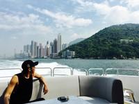 Seungri juga pernah berkunjung ke Macau. (seungriseyo/Instagram)