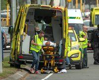 Selandia Baru Penembakan Picture: Korban Tewas Penembakan Masjid Selandia Baru Jadi 49 Orang