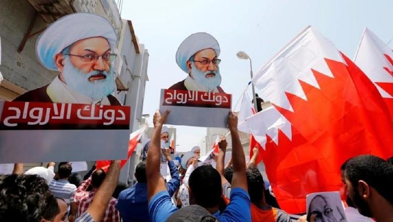 Bahrain Penjarakan 167 Orang karena Penindasan