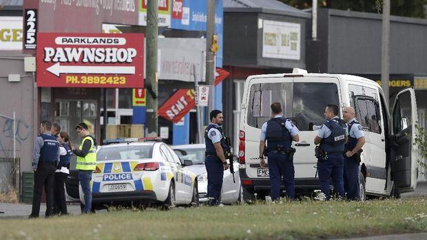 PM Selandia Baru: 40 Orang Tewas Akibat Serangan Masjid
