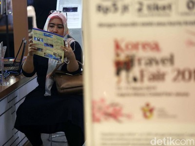 Korea Travel Fair 2019 Siap Tawarkan Wisata Ramah Muslim