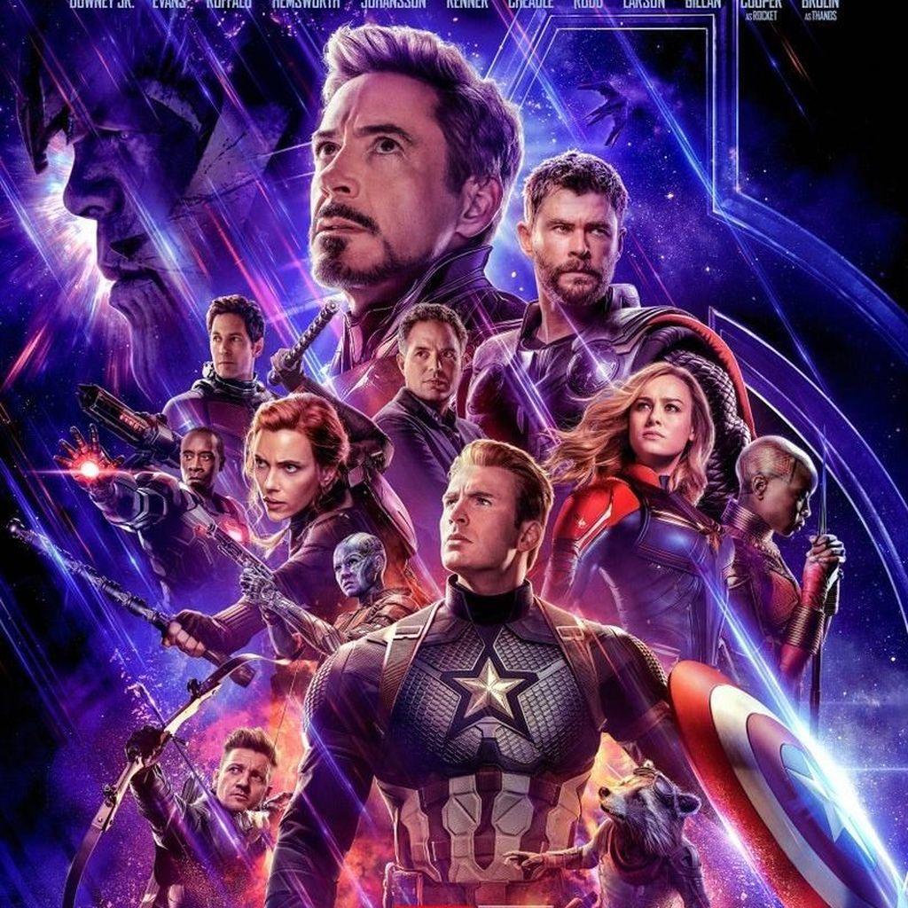 Jangan Nonton Avengers: Endgame Sebelum Baca Fakta Ini